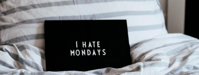 tank niet op maandag